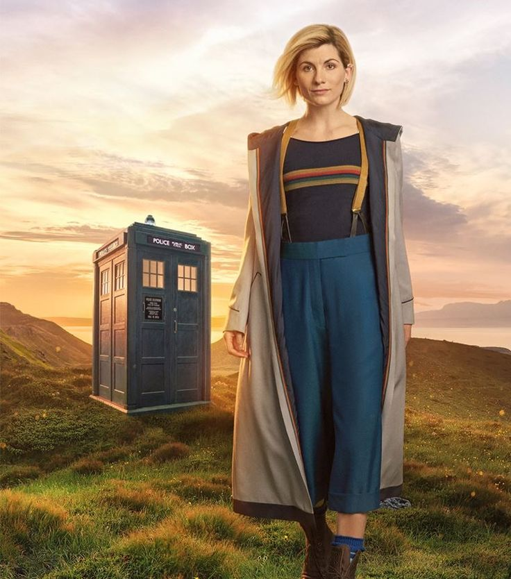 New series. New Doctor. New look!   What do you guys think?!  #DoctorWho