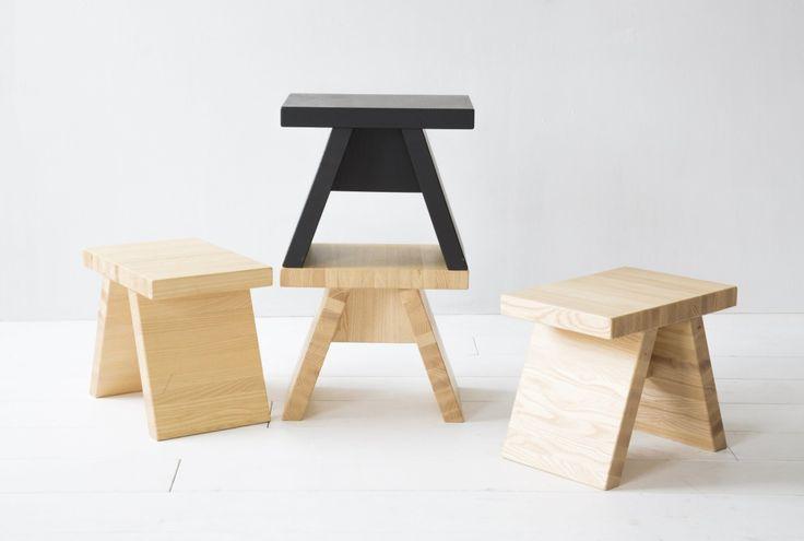 Designet av Habitat Design Studio for vår / sommer kolleksjonen 2015 hvor temaet er Asia. Tap krakk henter sin inspirasjon fra japan, og passer perfekt både til små og store rom. Kan fint også brukes som sidebord. Laget av heltre ask.