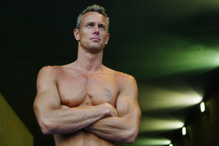 Six-Time World Champion Olympic Swimmer Mark Foster Comes Out as Gay