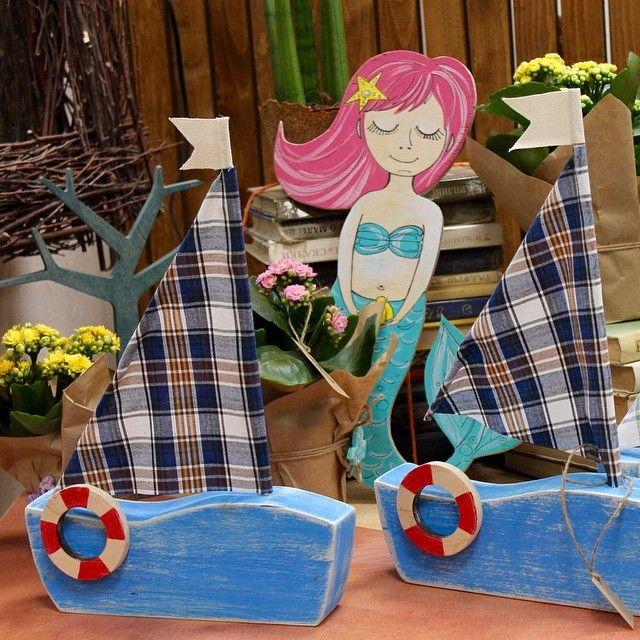 Морская история декоративных фигурок#DIZMAST отлично впишется в интерьер детской комнаты. А кораблики станут отличной игрушкой для ваших малышей! Заказы принимаем по тел: 732285.