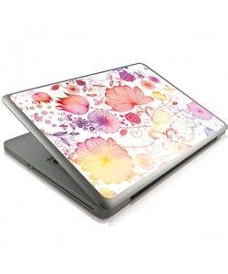 Elegant Flowers Macbook Pro 13 (2011) Skin