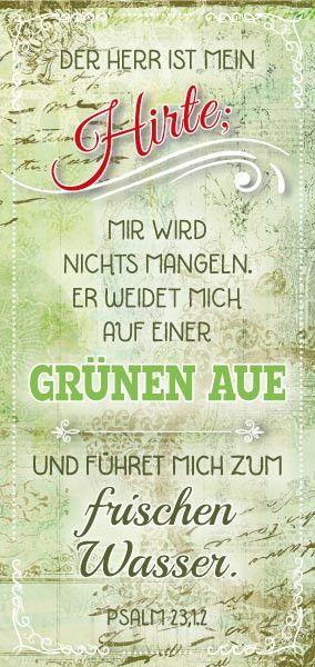 MLZ Der Herr ist mein Hirte | Bolanz Verlag e.K.
