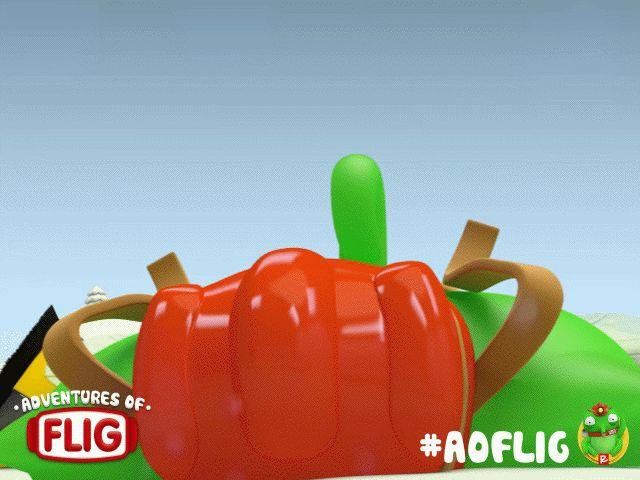 #gif #aoflig #fligadventures #Flig #maze #runner #airhockey #indiedev #indiegame #gamedev #game #mobile #android #free #indie #funny #green #colorful #radbrothers