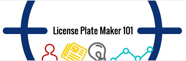 The Definitive Guide To Blank License Plates (Include Number Plate Machine Solution)