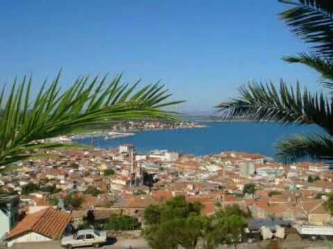 "Sezen aksu - ""Kalbim Egede kaldi""  with gorgeous photos of Ayvalik - Turkey"