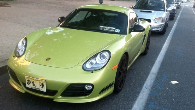 New Jersey Deputy Mayor drives a Cayman R Porsche, Drive
