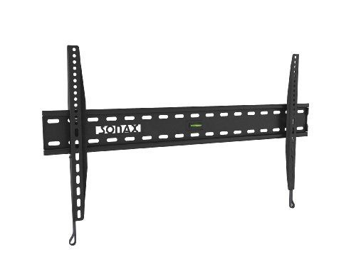 Sonax E-0155-MP Fixed Wall Mount for 32-Inch to 55-Inch Television by Sonax. $32.98. Customize your home interior with the wall mount collection by Sonax. Your TV will hug the wall with this flat panel wall mount designed to accommodate most 32-inch to 55-inch TV's. This low profile design sits just 2.6-centimeter from the wall for a sleek and polished look. Equipped with a built in leveling system for easy DIY installation this mount can support up to 80-pound. Br...