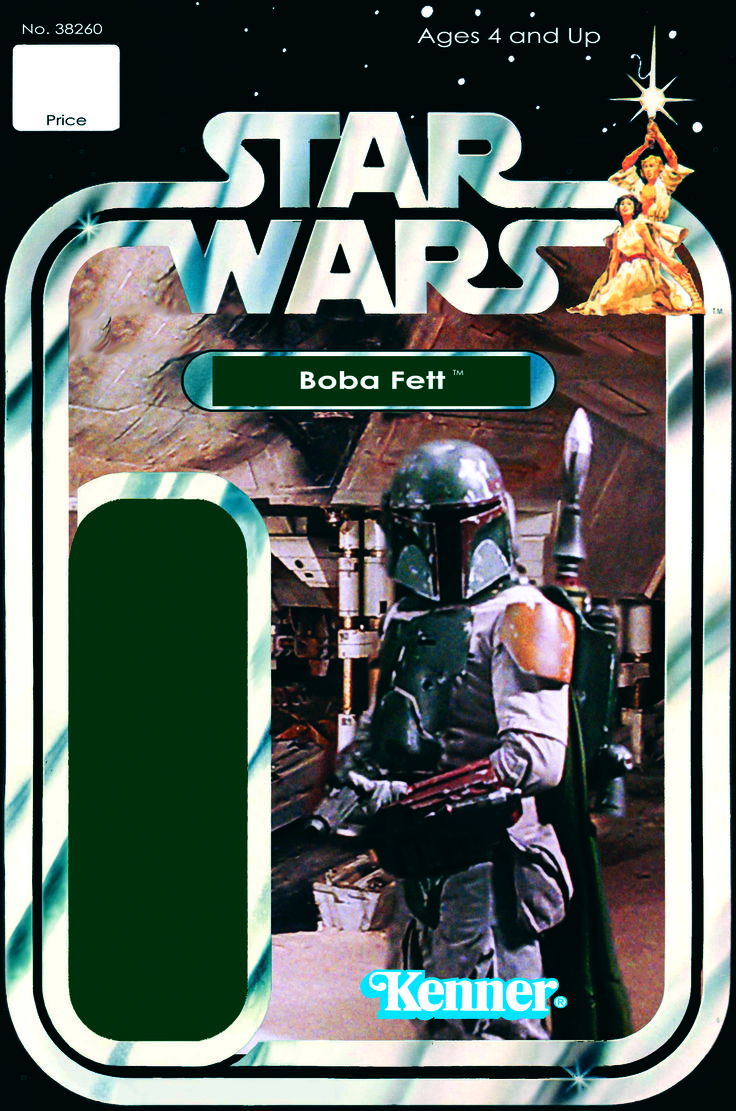 Boba Fett Special Edition Action Figure Cardback. Recard your Boba Fett action figures for display. Click to purchase