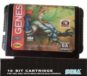 Sega 16bit MD карточные игры: Earthworm Jim 1 Для 16 бит Sega MegaDrive Genesis игровой консоли