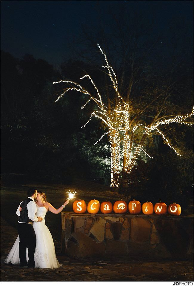 Halloween wedding inspiration: 15 gorgeous - and spooky - wedding ideas