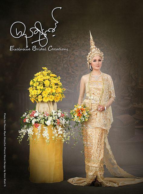 63 Best Images About Burmese Wedding On Pinterest