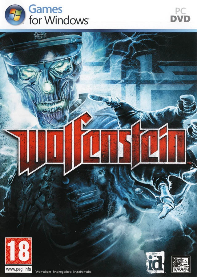 Wolfenstein by Raven Software / id Software published by Activision #PC #Games