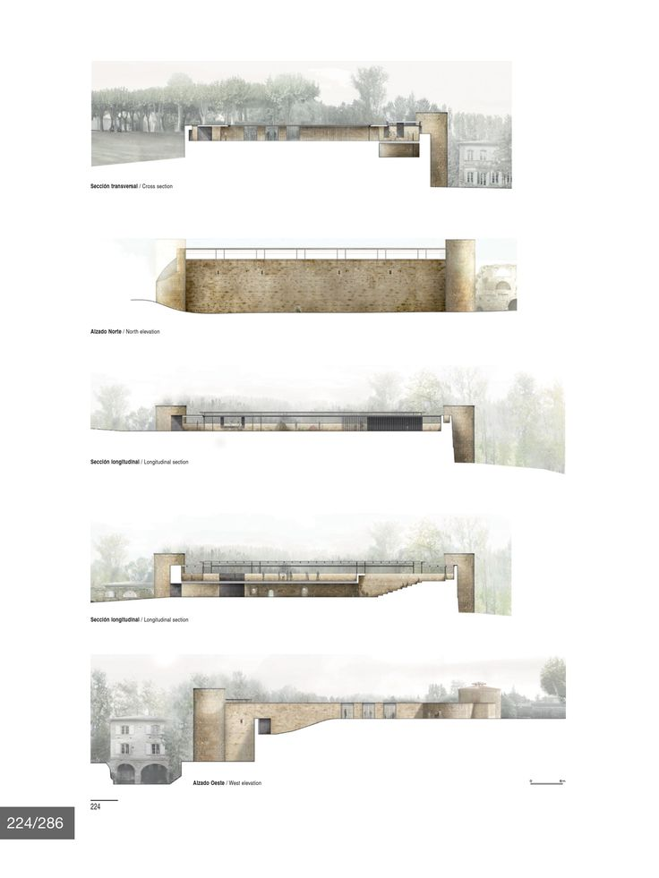 RCR architectes-sans socle, dessin évanescent, diaphane