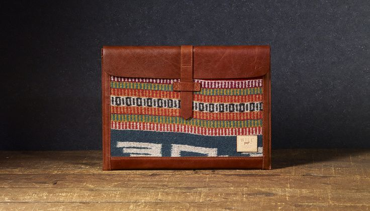 WILL Leather Goods Laptop Cover