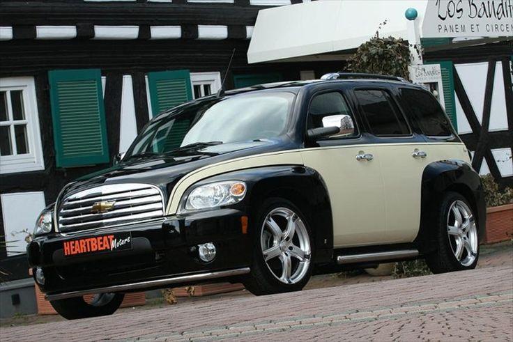 HHR - Chevrolet HHR Custom - SUV Tuning                                                                                                                                                                                 More