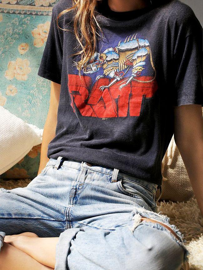 Mode des années 90 comes back                                                                                                                                                                                 Plus