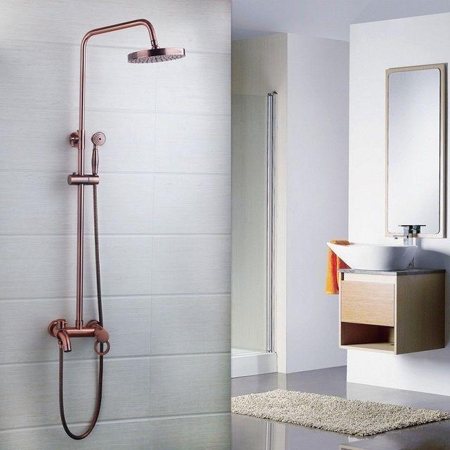 tuyaux apparents sdb mitigeur de douche pommeau de douche toilettes pour handicaps set faucet mixer faucet faucet tap faucet shower - Douche Avec Tuyau Apparent