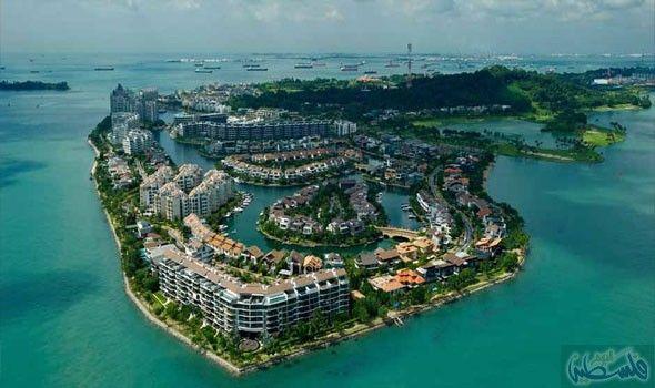 جزيرة سنتوسا في سنغافورة لعشاق الاختلاف والمتعة Sentosa Island Singapore Singapore Attractions Singapore Travel