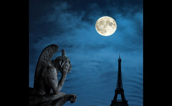 Dracula 'Nights of Terror' Paris Walking Tour. For booking information please go to: www.letzgocitytours.com/package/dracula-nights-of-terror-paris-tour