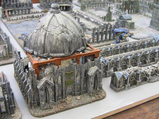 Warhammer 40k Terrain Building – Articleblog info