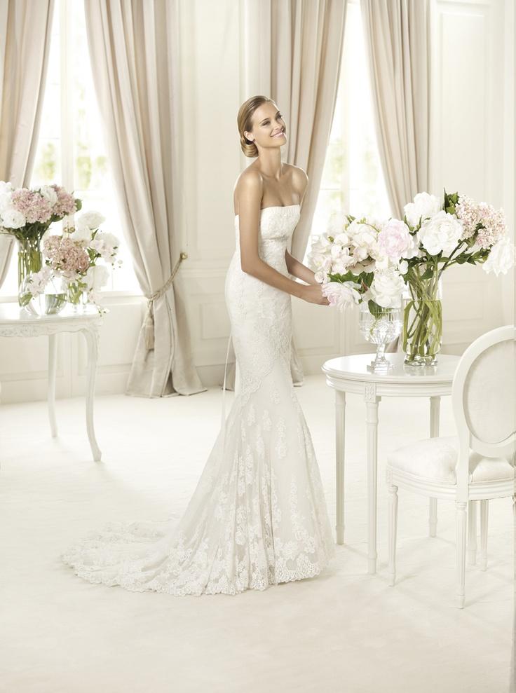 11 best Brautkleid-Stile // Wedding Dress Styles images on Pinterest ...