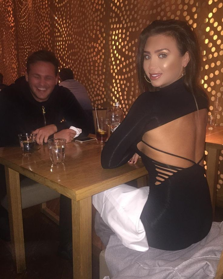 "Lauren Goodger on Instagram: ""Date night with bae "" - Celebrity Fashion Trends"