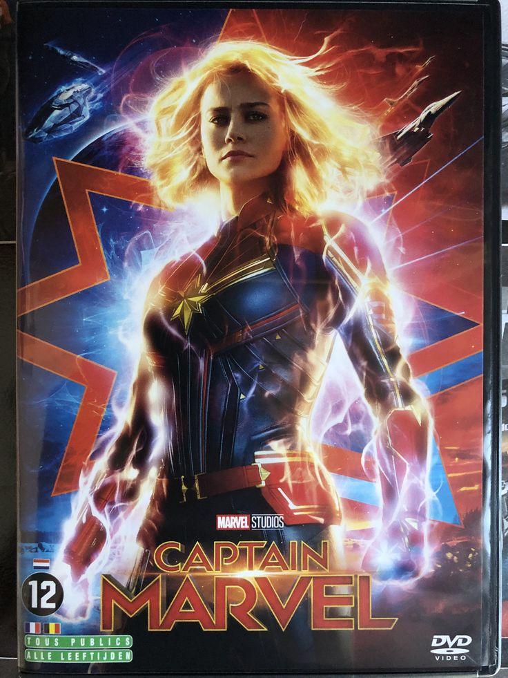 Marvel cinematic univers DVD van Ernest Chlopek Marvel