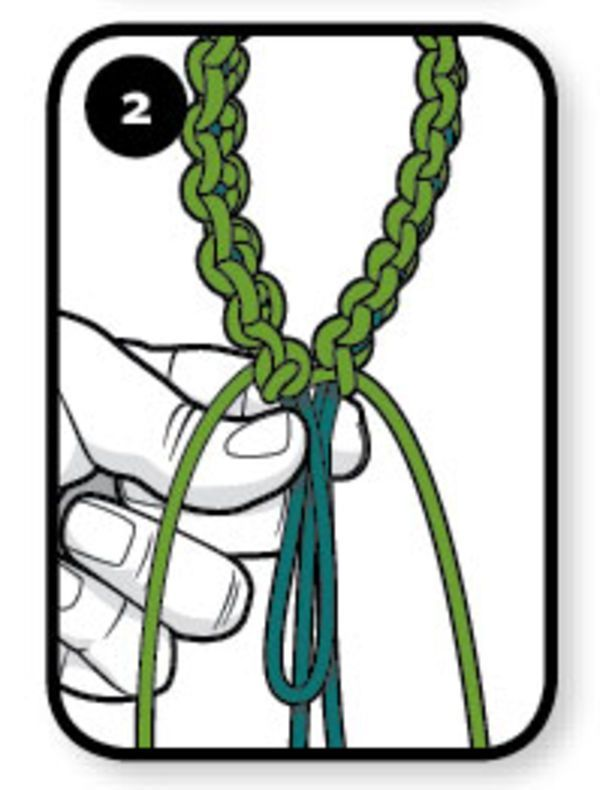 A good waterfowl call lanyard has a purpose above and beyond keeping calls handy and organized. It's insurance against damage and loss—deep water and swamp mud aren't friendly to $60 duck calls. You can make a strong and comfortable lanyard in about two hours out of 100 feet of 550 parachute cord for less than $10. Braiding The Body