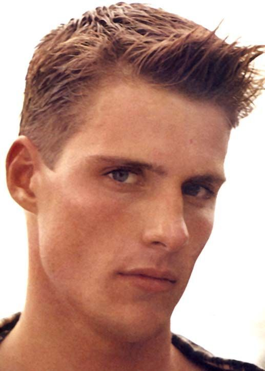 Cool Hairstyles For Boys Flicked To The Right And Spikey
