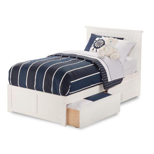 Found It At Wayfair   Williamston Storage Platform Bed $370 Twin. Atlantic  FurnitureBed DrawersBeds ...