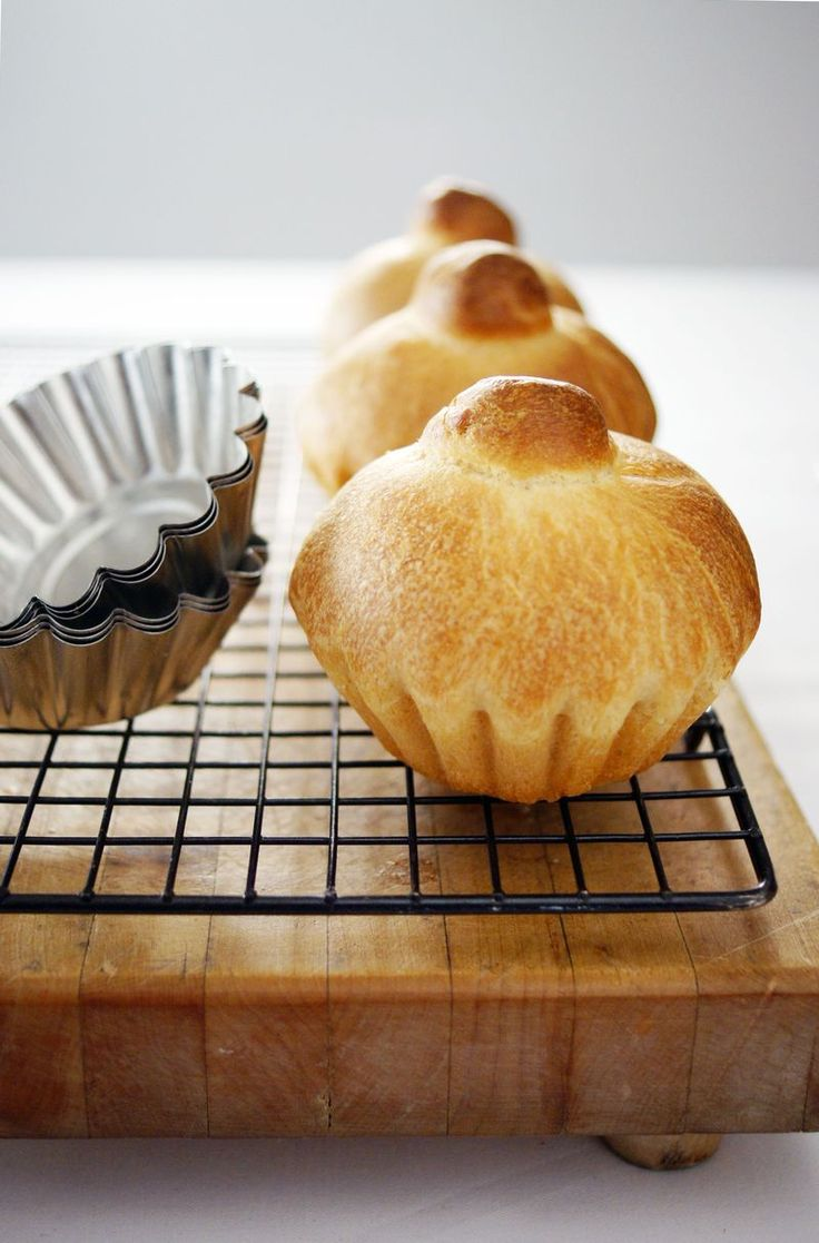 Basic Brioche... Buttery goodness!