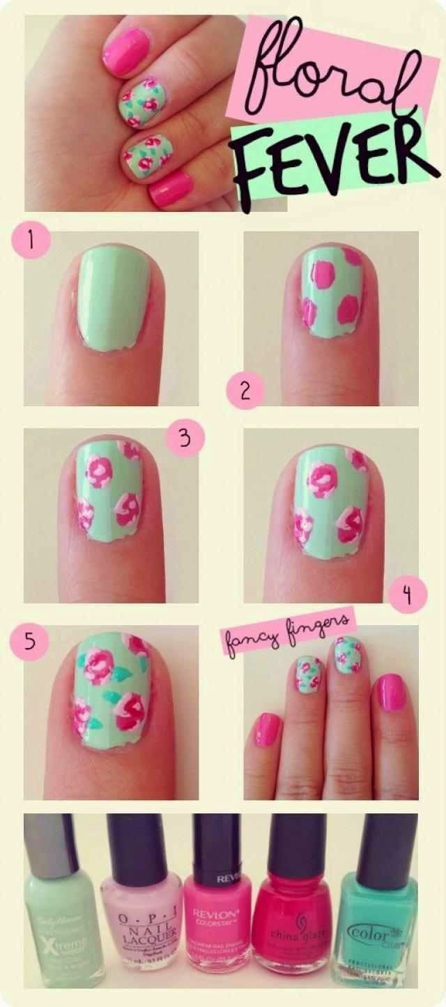 In case you still have no idea what to do along with your nails this season, why not check out our brilliant photographs below? They will give you an fascinating inspiration to resist the hot weather outside. You may feel the brilliant nail art looks a tiny complicated & tricky at first sight. But actually, …