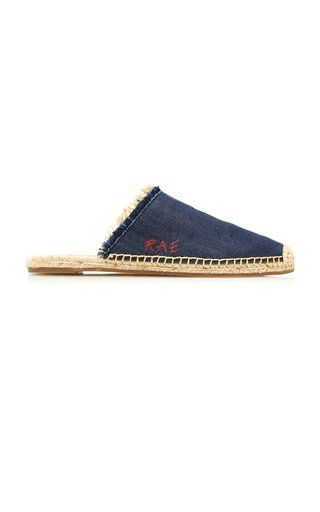 c5819a75c Monogram Open Back Espadrille by Rae Feather | Accessories ...