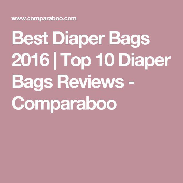 Best Diaper Bags 2016 | Top 10 Diaper Bags Reviews - Comparaboo