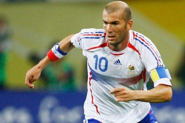 Zinedine Zidane nothing else needs to be said