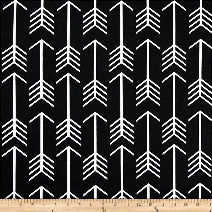 Premier Prints Arrow Black and White Home Decor Arrows Fabric - Fabric by the half yard by FabricHQ on Etsy https://www.etsy.com/listing/206700836/premier-prints-arrow-black-and-white
