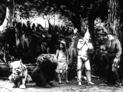 The earliest silent film version. Made in 1910, it is 15 minutes long and focused mostly on The Wicked Witch of the West.