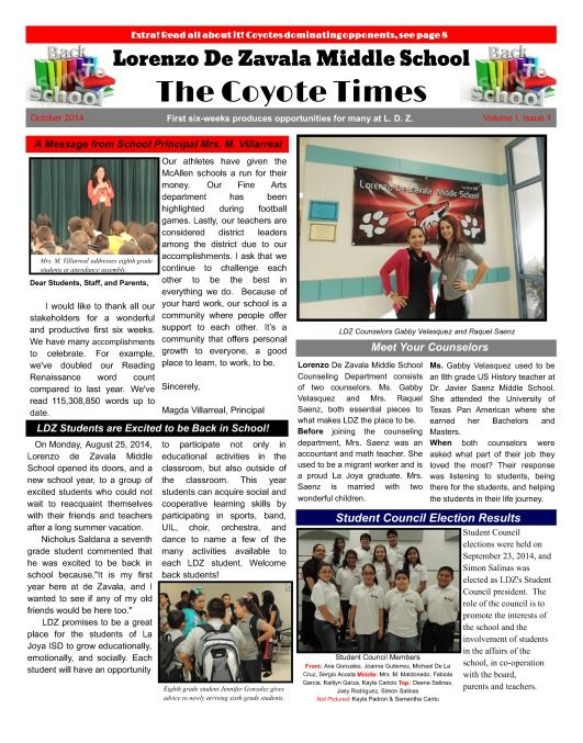 17 Best Images About School Newspaper Templates On - design your own newspaper