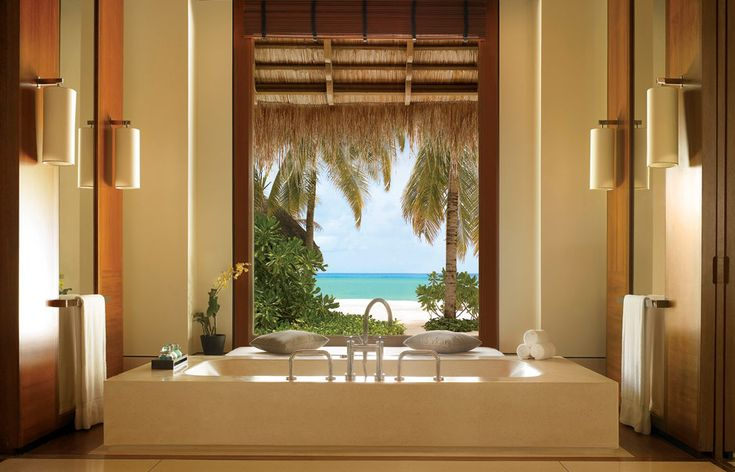 Beach Villa. One&Only Reethi Rah, Maldives. © One&Only Resorts