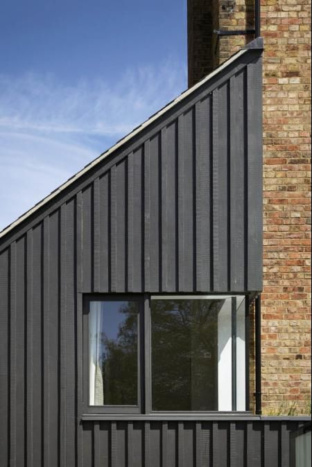 rear + side extension - Warnborough Road, Oxford - Project Orange