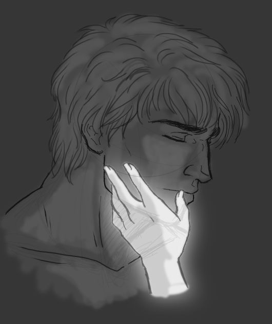 Warden drawn by @Leiana Wortel Leatutufu. From THE BONE SEASON by @Samantha Shannon  *swoon*