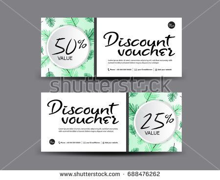 61 best Gift vouchuer images on Pinterest Banner, Banners and Coupon - business coupon template