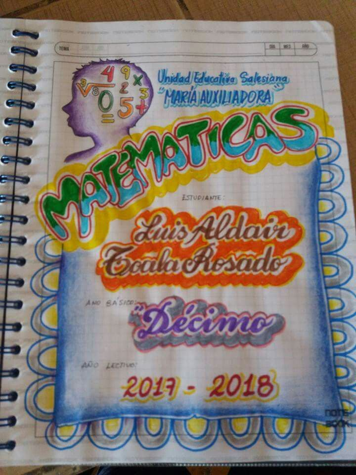 M s de 25 ideas incre bles sobre caratulas de matematicas for Caratulas de artes plasticas para secundaria