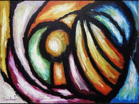 Últimas 16 Pinturas Artísticas de la Artista Visual Diana Sandoval - YouTube