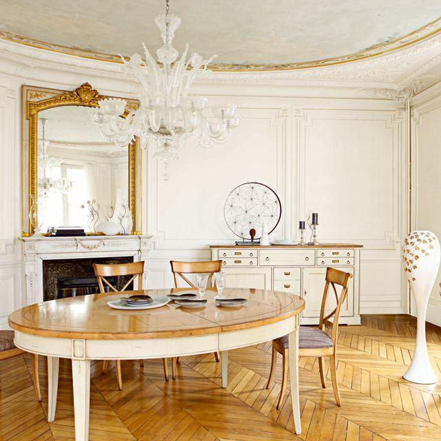 1000 id es sur le th me vaisselier moderne sur pinterest for Buffet table integree