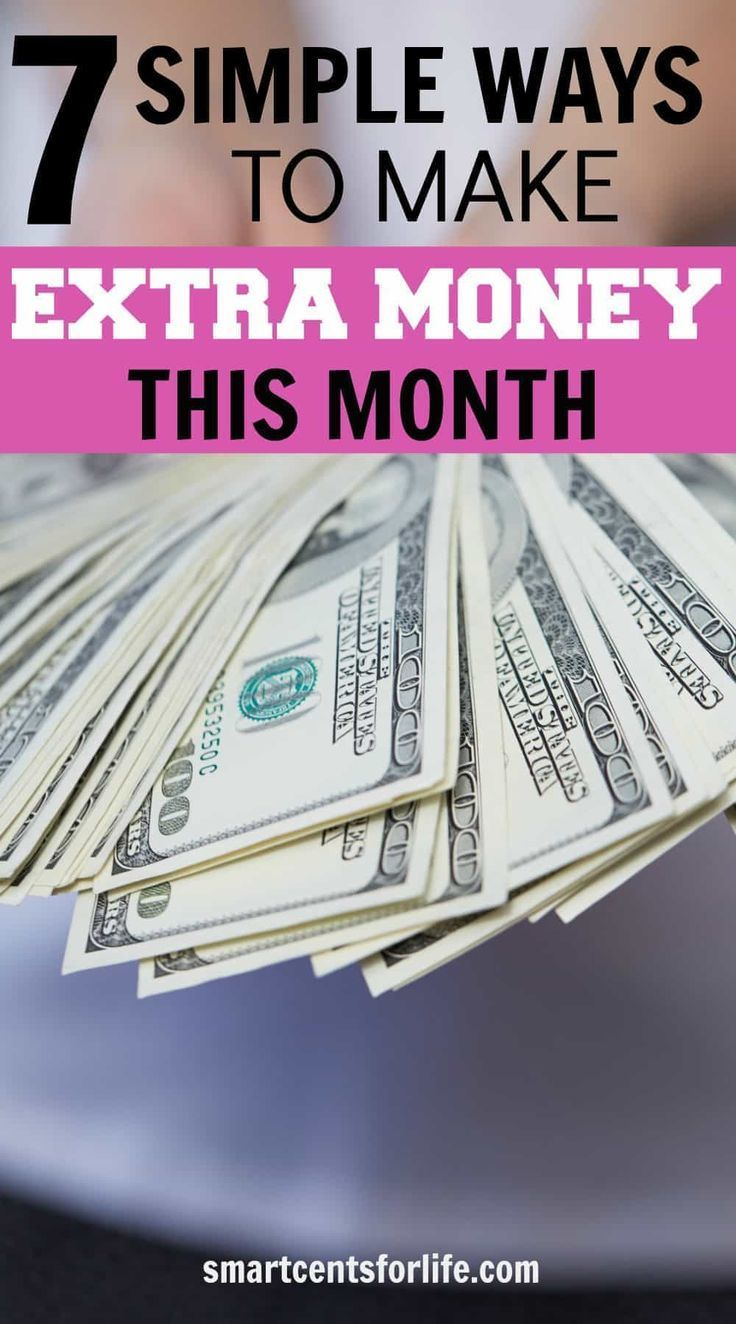 7 Simple Ways To Make Extra Money From Home This Month – Money & Opportunities