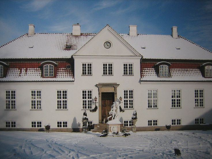 Hvidkilde slot
