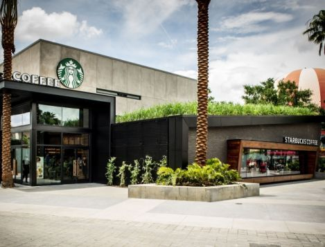 Starbucks Opens its First Company-Owned Store at Walt Disney World Resort | Starbucks Newsroom
