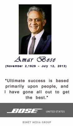 amar bose quotes. amar g bose, founder and chairman of bose corp, created one the first best known global audio systems brands.   pinterest quotes t