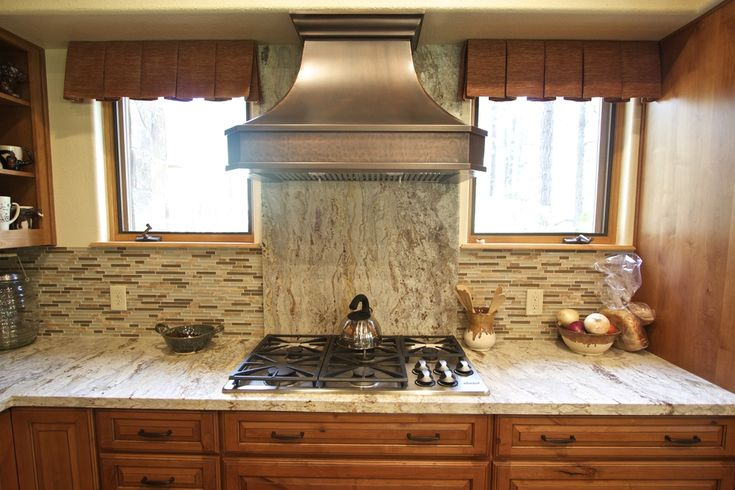 Granite Behind Faucet To Window Sill Full Height Back